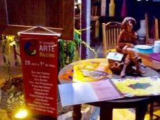 Flory Menezes, Restaurante Entre Amigos