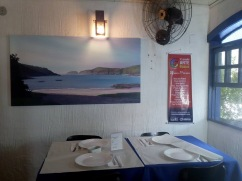 Isac Balbino, Restaurante David