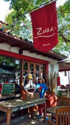 Restaurante Zuza, Fernanda Guimaraes
