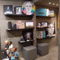 Atelier Flory Menezes: Rua das Pedras 168 lj8 dias 10, 11, 16, 17 das 19h às 22h